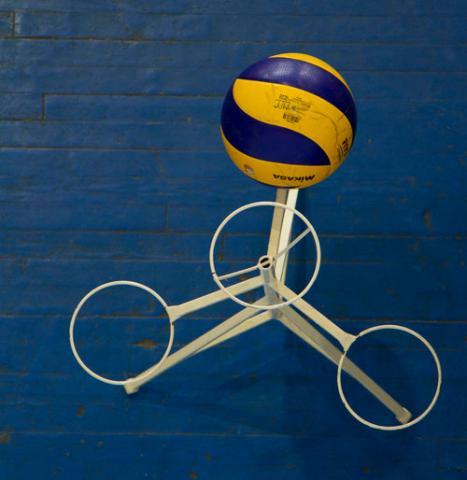 Команда ООО «Газпром межрегионгаз Курган» победила в товарищеском матче по волейболу