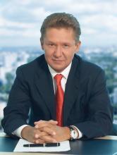 Поздравление председателя правления ПАО «Газпром» А.Б. Миллера с Международным женским днём