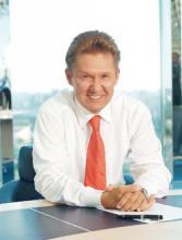 Поздравление председателя правления ПАО «Газпром» А.Б. Миллера с Днём Победы